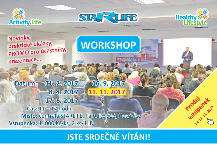 WORKSHOP 11.11.2017